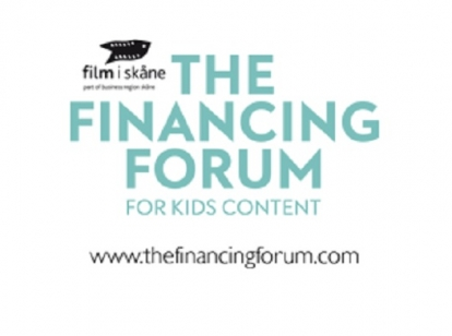 logo The Financing Forum voor Kids Content