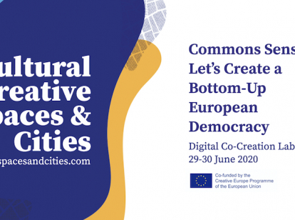 cultural creative spaces and cities