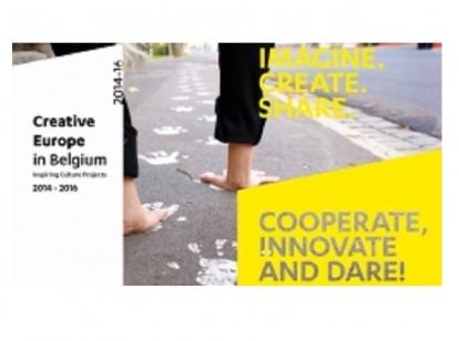 Creative Europe Brochure