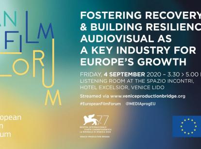 European Film Forum Venetië 2020