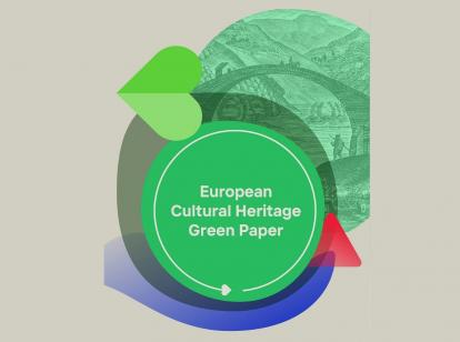 Green Paper Cultureel Erfgoed