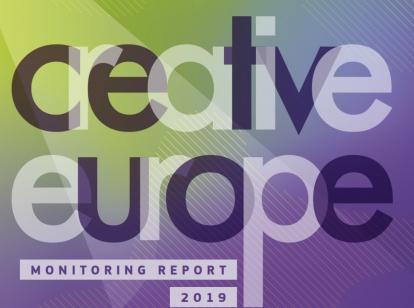 Monitoring Report 2019 Creative Europe
