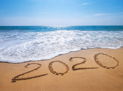 vakantie 2020