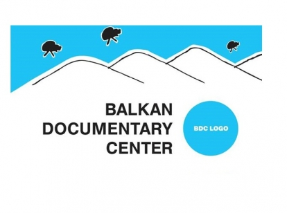 logo Balkan documentary center