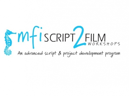 logo mfi script to film workshops