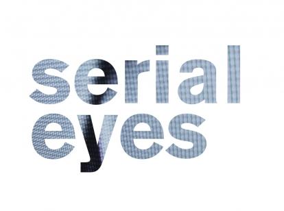 logo serial eyes