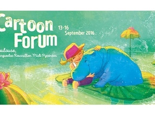 Logo Cartoon Forum 2016