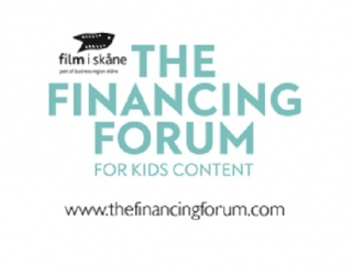 logo The Financing Forum voor Kids Content