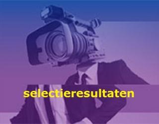 Selectieresultaten media
