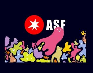 logo animation sans frontieres