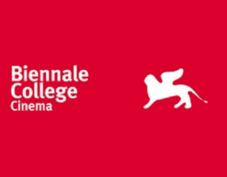 Logo Biennale College Cinema