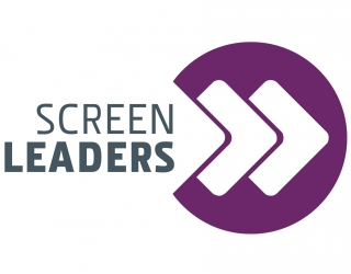 logo screen leaders