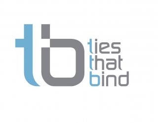 Logo Ties that Bind