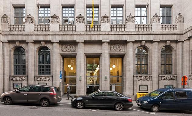 foto Arenberggebouw Brussel