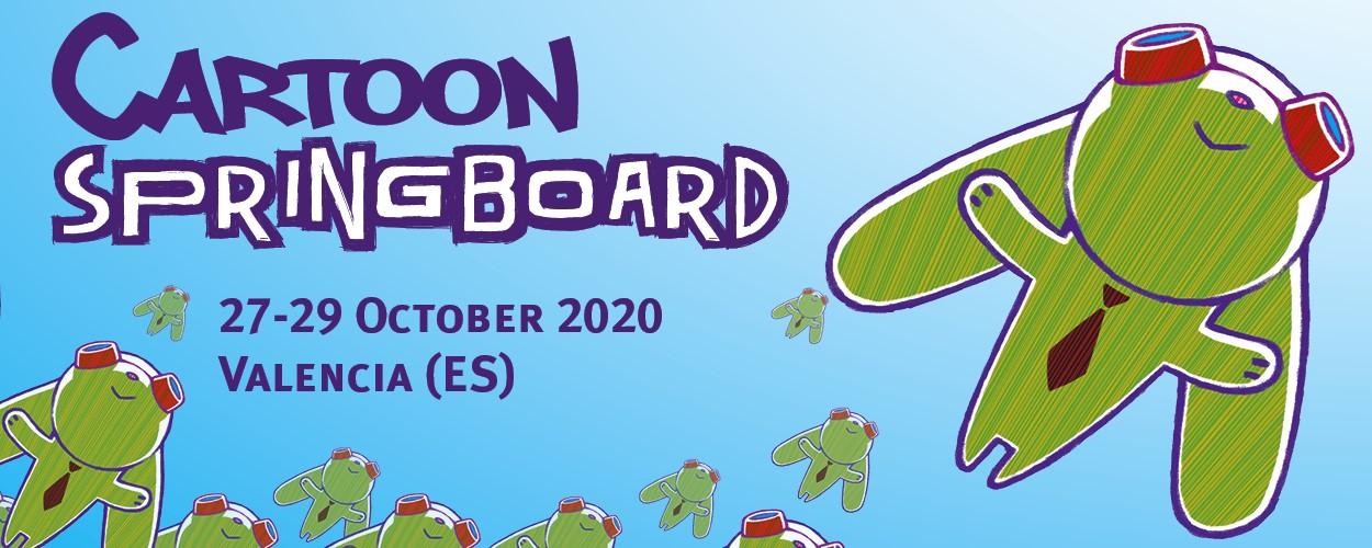 cartoon springboard 2020