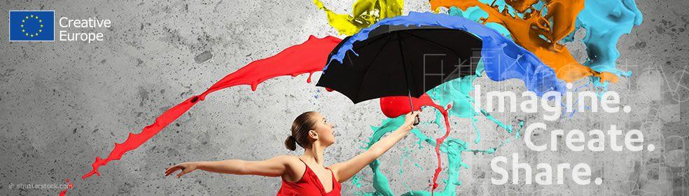 Beeld Creative Europe Image, Create, Share
