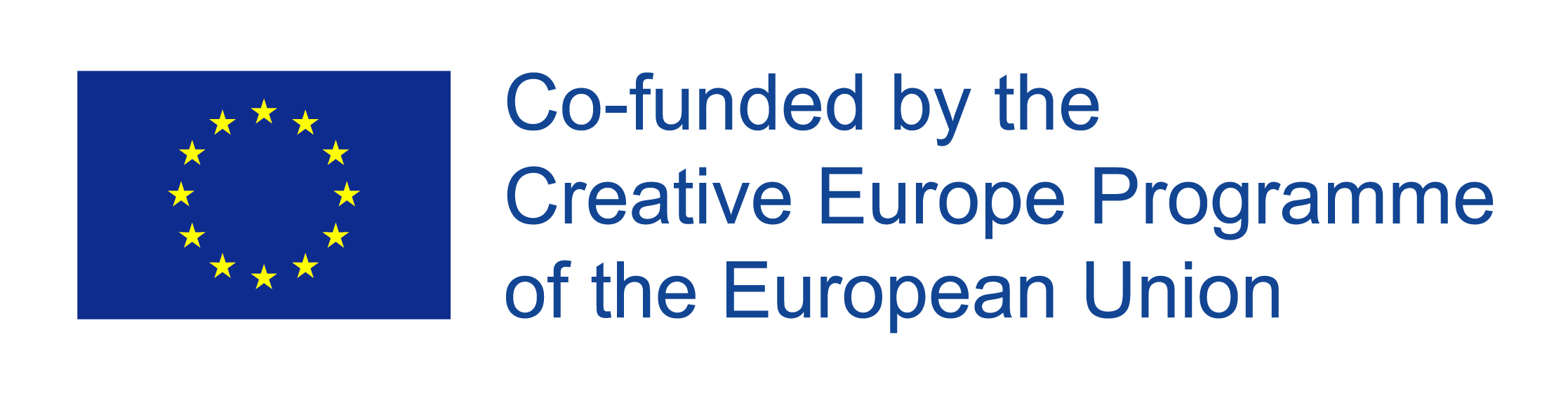 logo Co-funded by the Creative Europe Programme